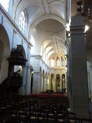 Iglesia Saint-Jacques-du-Haut-Pas