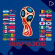 FIFA World Cup ◌ Russia 2018