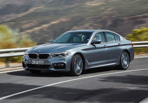 BMW's 520D M-Sport saloon was 'sheer driving bliss' -