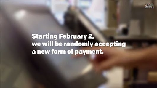 Pay With Lovin - Clever News