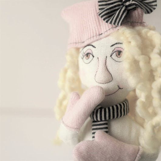 New Dolls are available – Ballyhoo Creations