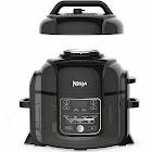 Ninja Foodi Pressure Cooker with Tendercrisp - 6.5 qt - Black