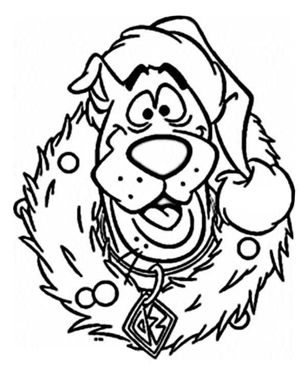 Christmas Cartoon Characters Coloring Pages at ...