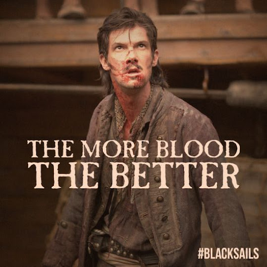 Black Sails is the best show you aren't watching!