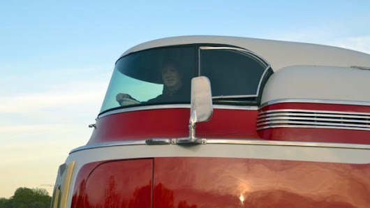 GM Futurliner: Taking yesterday's tomorrow for a spin