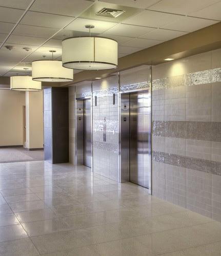 elevator lights