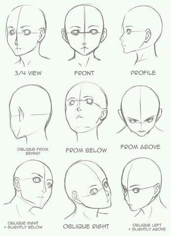 9 Steps How To Draw A Manga Character Like A Pro Smart Art