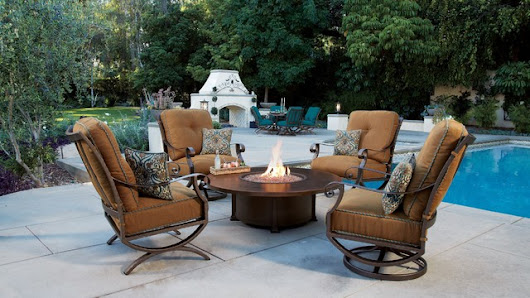 OW Lee Luna Collection - Transitional - austin - by Out on the Patio