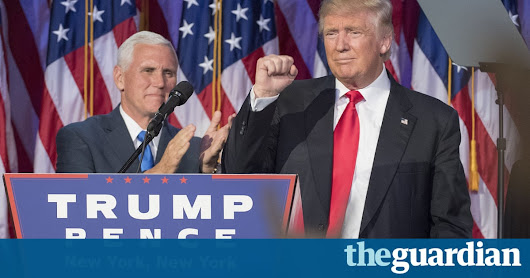 Why did people vote for Donald Trump? Voters explain | US news | The Guardian