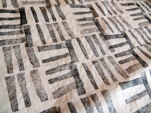 stampin cloth