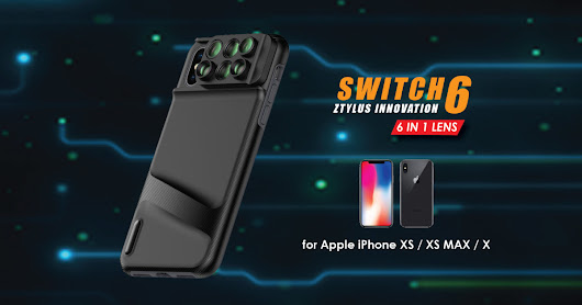 Ztylus Switch 6 MK II Kit for iPhone XS/XS MAX