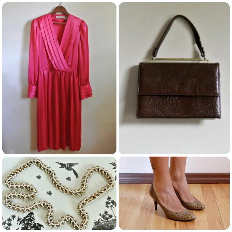 How to Wear Vintage • Valentine's Day Part 4!