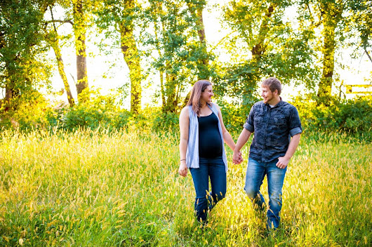 Kansas City Photographer | Maternity/Family Session | David and Shelby