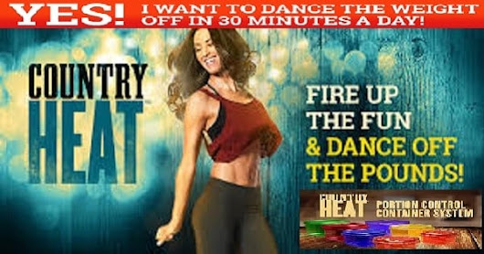 Country heat dance workout - turn it up to burn it off! Get dancing. Get fit. And get hot!