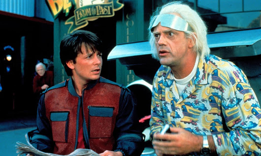 Back to the Future day: live! Enjoy 21 October 2015 around the world | Film | The Guardian
