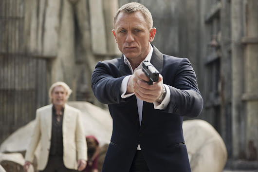 Daniel Craig overtakes Pierce Brosnan as second longest-serving Bond