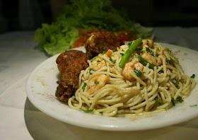 Recipe: Tasty Garlic Shrimp Scampi with Asparagus