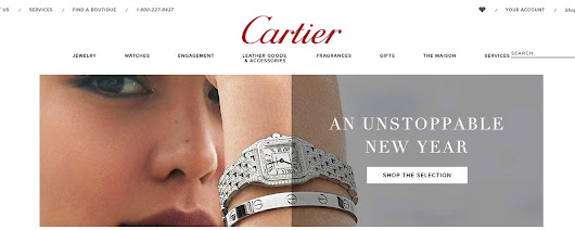 How to scrape product and price information from Cartier website - Diggernaut
