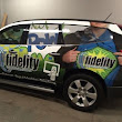 Vehicle Wrap Install for Fidelity Communications in Marshall, TX