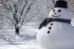 Love this Snowman!