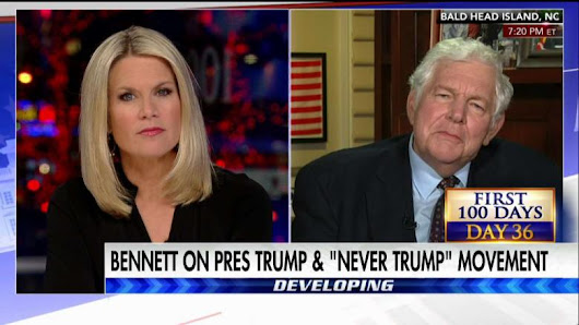 Bennett: Trump & Bannon Have Different Styles, But They're 'Very Complimentary'