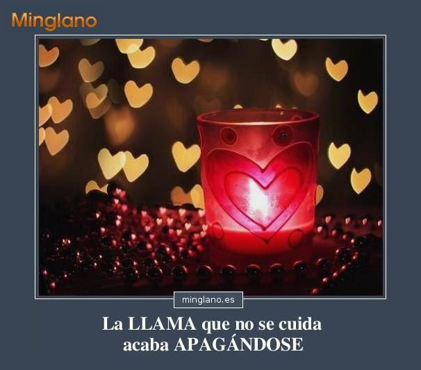 Frases Sobre La Llama Del Amor