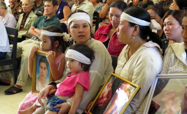 án oan, dùng nhục hình, công an, Tuy Hòa, chánh án, Thanh Chấn, Huyền Như, tếp cận công lý, quyền con người, tư pháp