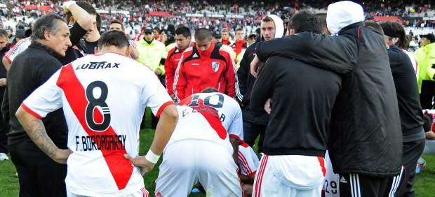 Los otros grandes clubes que perdieron la máxima categoría del fútbol, como River Plate