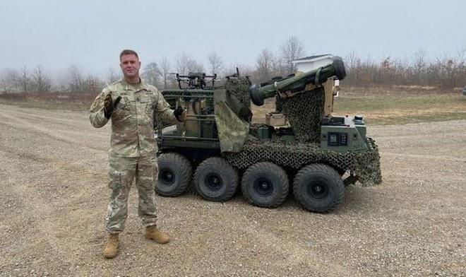 В Пентагоне сравнивают новых боевых роботов с «Армией призраков» Паттона