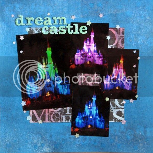 Jimjams - layout - Dream Castle - Magic Kingdom