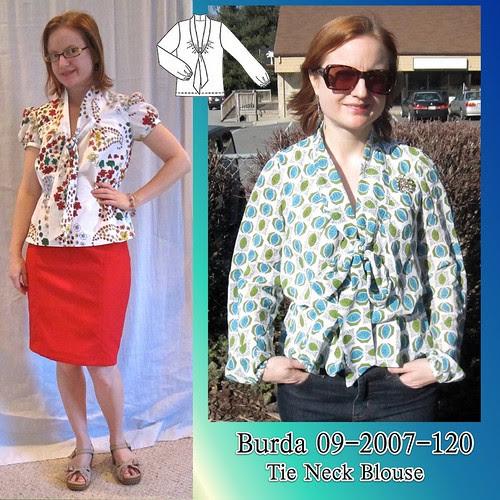 Burda 09-2007-120 Thumbnail