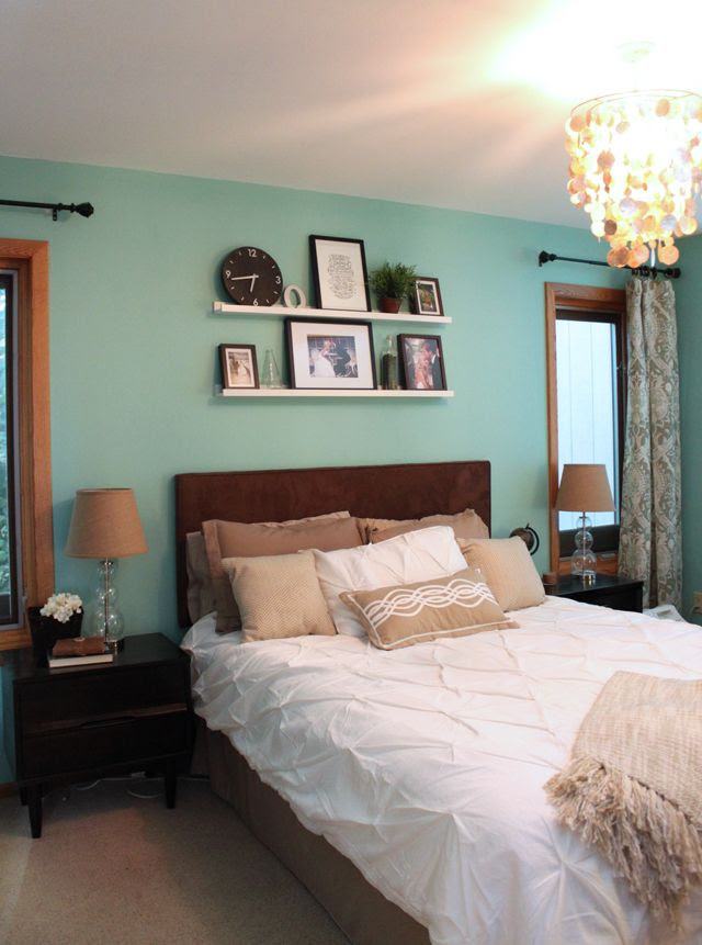 25 Teal Bedroom Designs You Will Love To Copy - Decoration