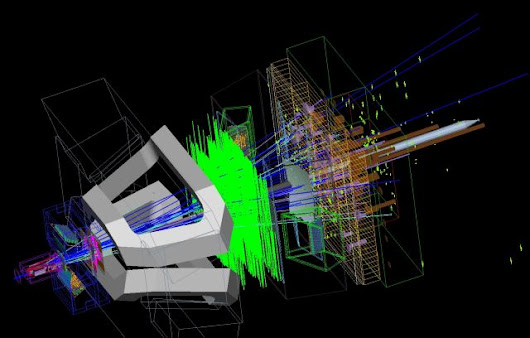 LHC spots a consistent oddity in decays with leptons
