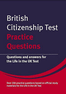 British Citizenship Test Practice Questions: Questions and ...