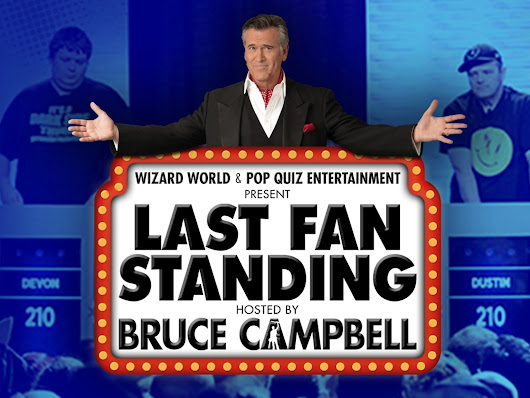 Help Bruce Campbell fund the Last Fan Standing by Last Fan Standing — Kickstarter