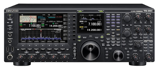 The QRZ TS-990S Sweepstakes by