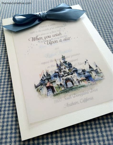 When you wish upon a star . #disney   Invitations