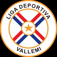 Escudo Liga Deportiva Vallemí