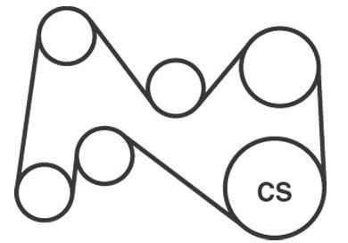 Wiring Diagram: 31 Cummins Isx Serpentine Belt Diagram