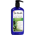 Dr Teal's Ultra Moisturizing Relax & Relief Body Wash with Eucalyptus Spearmint - 24 fl oz bottle