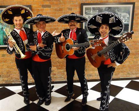 Photo Gallery of The Three Amigos Roving Mariachi Band