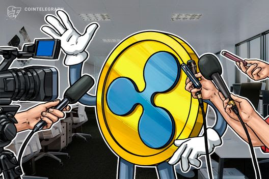 Ripple Hires Ex-HSBC, CIT Exec as General Counsel After Five-Month Hiatus