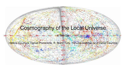 Cosmography of the Local Universe