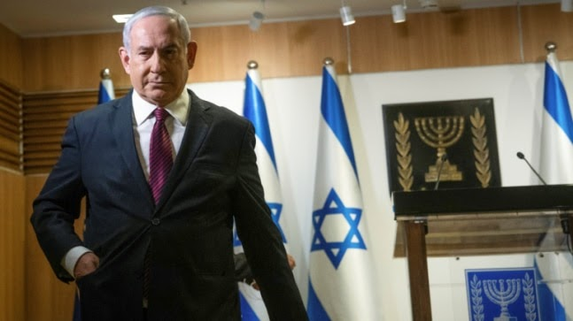 Netanyahu could lose job as Israel PM as rivals attempt to join forces https://ift.tt/34u9uv4