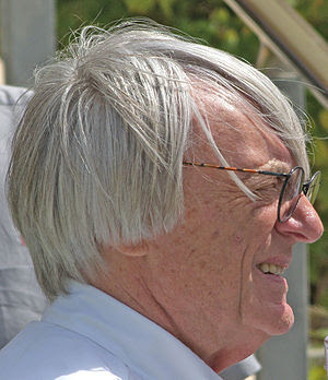 Bernie Ecclestone, the team principal of Brabh...