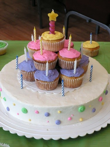 Anonymous Birthday Cake