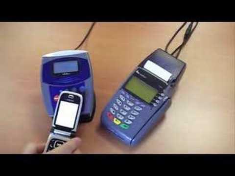 Mobile payment NFC demo