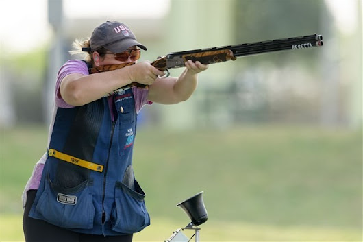 Six-Time Olympic Medalist Rhode Named ISSF Athlete Committee Chair