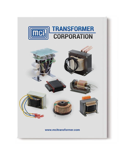 Download the MCI Transformer Catalog - MCI Transformer Corporation