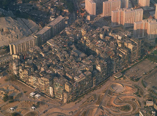 Kowloon Walled City: Probably The Most Crowed Place On Earth - Thedailytop.com